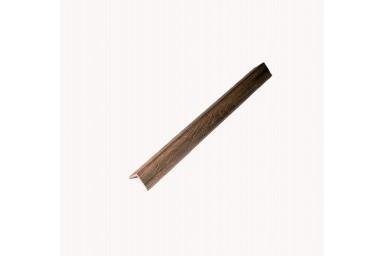Уголок из ДПК TimberTex темно-коричневый